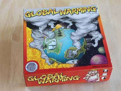 Global Warming - Spielbox