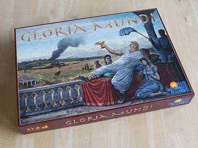 Gloria Mundi - Spielbox