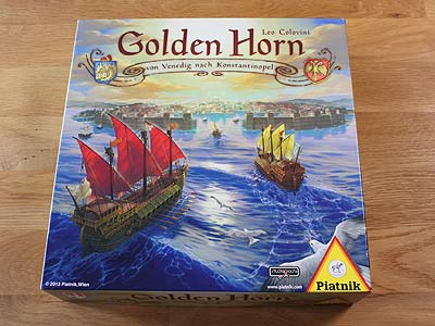 Golden Horn - Spielbox