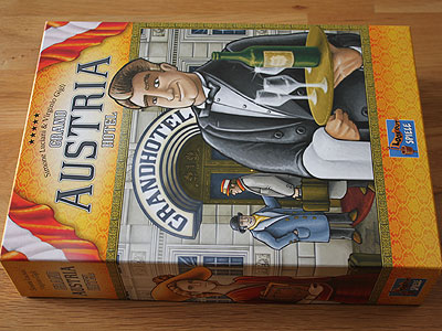 Grand Austria Hotel - Spielbox
