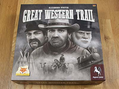 Great Western Trail - Spielbox