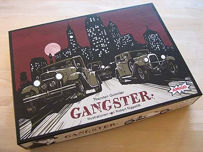 Gangster - Spielbox