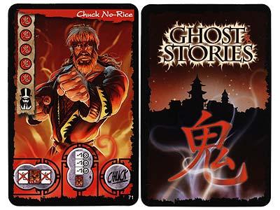 Ghost Stories-Erweiterung von der Spiel09 in Essen