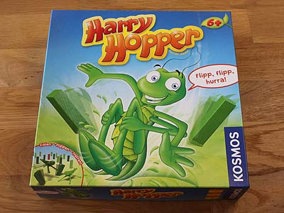 Harry Hopper - Spielbox