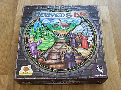 Heaven and Ale - Spielbox