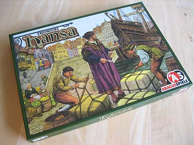 Hansa - Spielbox