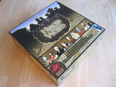 Heroes of the World - Spielbox