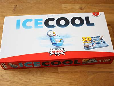 ICECOOL - Spielbox