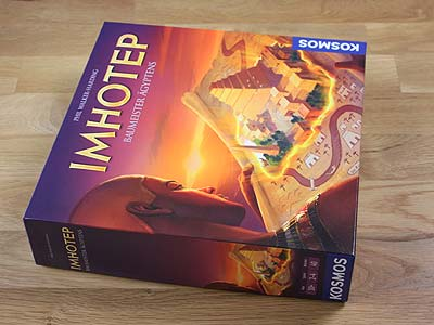 Imhotep - Spielbox