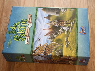 Isle of Skye - Spielbox
