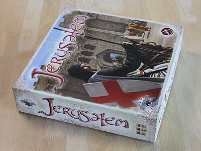 Jerusalem - Spielbox