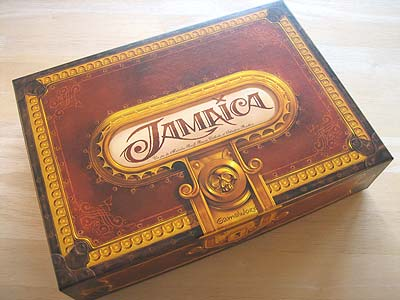 Jamaica - Spielbox