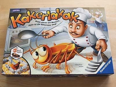 Kakerlakak Spiel Des Jahres