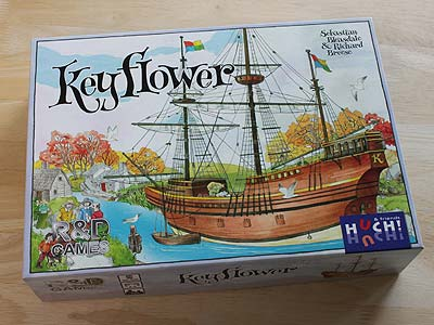 Keyflower - Spielbox