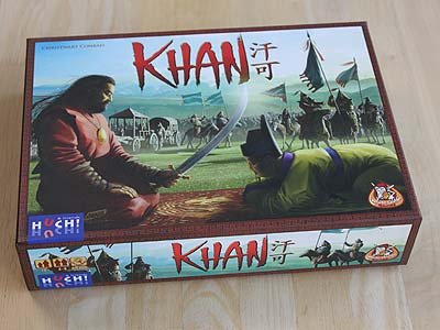Khan - Spielbox