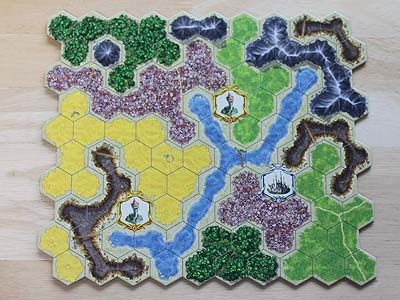 Kingdom Builder - Quadrant