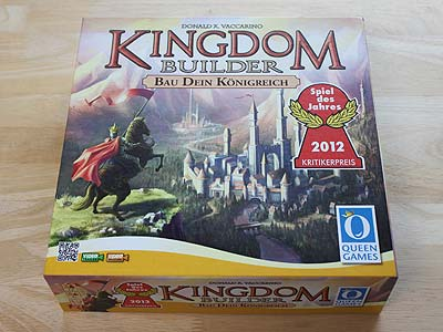 Kingdom Builder - Spielbox