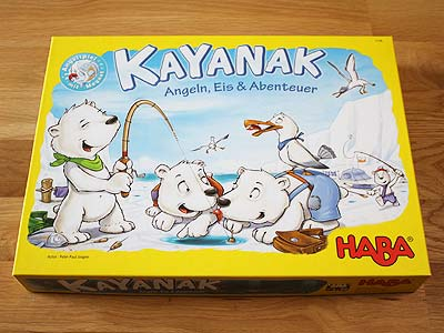 Kayanak - Spielbox
