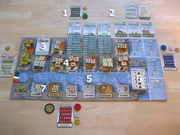 Le Havre Spiel