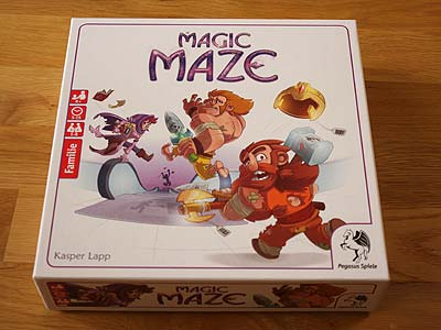 Magic Maze - Spielbox