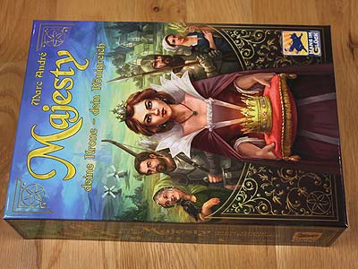 Majesty - Spielbox