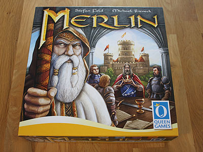 Merlin - Spielbox