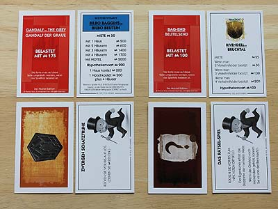 Monopoly Karten