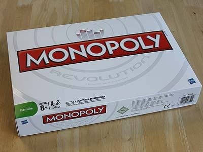 Monopoly - Revolution - Spielbox