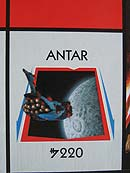 Monopoly - Star Wars - The Clone Wars - Antar