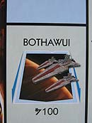 Monopoly - Star Wars - The Clone Wars - Bothawui