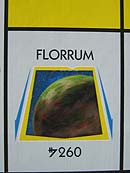 Monopoly - Star Wars - The Clone Wars - Florrum