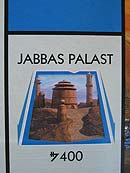 Monopoly - Star Wars - The Clone Wars - Jabas Palast