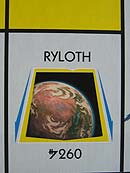 Monopoly - Star Wars - The Clone Wars - Ryloth