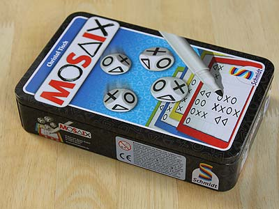 Mosaix - Spielbox