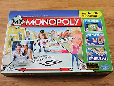 My Monopoly - Spielbox