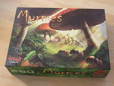 Myrmes - Spielbox