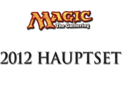 Magic the Gathering - 2012 Hauptset - Logo