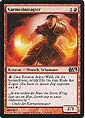 Magic the Gathering - 2012 Hauptset - Karmesinmagier