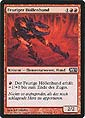 Magic the Gathering - 2012 Hauptset - Feuriger Höllenhund