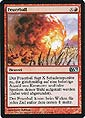 Magic the Gathering - 2012 Hauptset - Feuerball