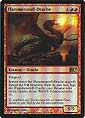 Magic the Gathering - 2012 Hauptset - Flammenstoss Drache