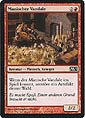 Magic the Gathering - 2012 Hauptset - Manischer Vandale