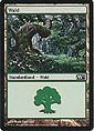 Magic the Gathering - 2012 Hauptset - Wald