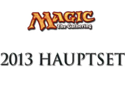 Magic the Gathering - 2013 Hauptset - Logo