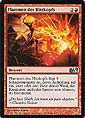 Magic the Gathering - 2013 Hauptset - Flammen des Hitzkopfs