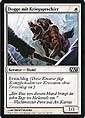 Magic the Gathering - 2013 Hauptset - Dogge mit Kriegsgeschirr