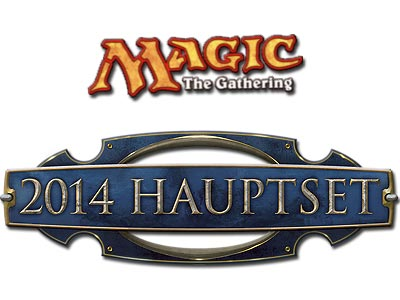 Magic the Gathering - 2014 Hauptset - Logo