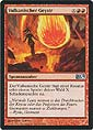 Magic the Gathering - 2014 Hauptset - Vulkanischer Geysir