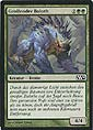 Magic the Gathering - 2014 Hauptset - Grollender Baloth