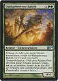 Magic the Gathering - 2014 Hauptset - Waldgeborener Baloth